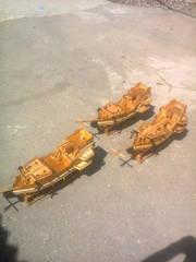 Продам модели кораблей.
