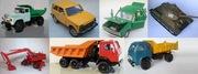 Куплю коллекционные масштабные модели автомобилей сделано в СССР 1/43
